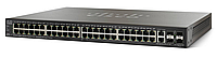 SG500-52MP 52-port Gigabit Max PoE+ Stackable Managed Switch