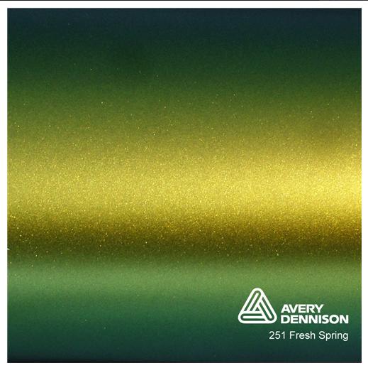 Автовинил Avery Dennison | Fresh Spring - ColorFlow™