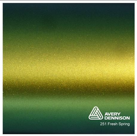 Автовинил Avery Dennison | Fresh Spring - ColorFlow™, фото 2