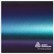 Автовинил Avery Dennison |  Rushing Riptide - ColorFlow™