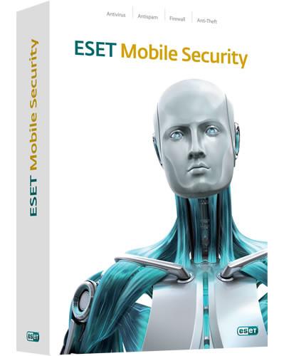 ESET NOD32 Mobile Security База 1 устройство/ 1 год