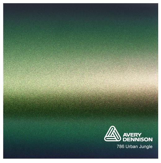 Автовинил Avery Dennison |  Urban Jungle - ColorFlow™