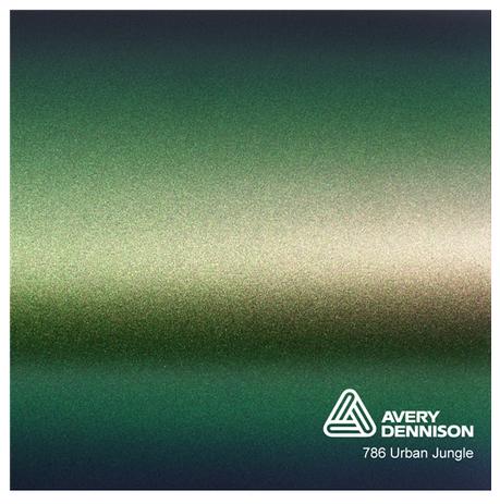 Автовинил Avery Dennison |  Urban Jungle - ColorFlow™, фото 2