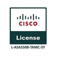 Cisco ASA5508 FirePOWER IPS, AMP and URL 3YR Subs