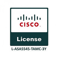 Cisco ASA5545 FirePOWER IPS, AMP and URL 3YR Subs