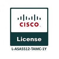 Cisco ASA5512 FirePOWER IPS, AMP and URL 1YR Subs