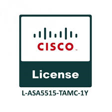 Cisco ASA5515 FirePOWER IPS, AMP and URL 1YR Subs