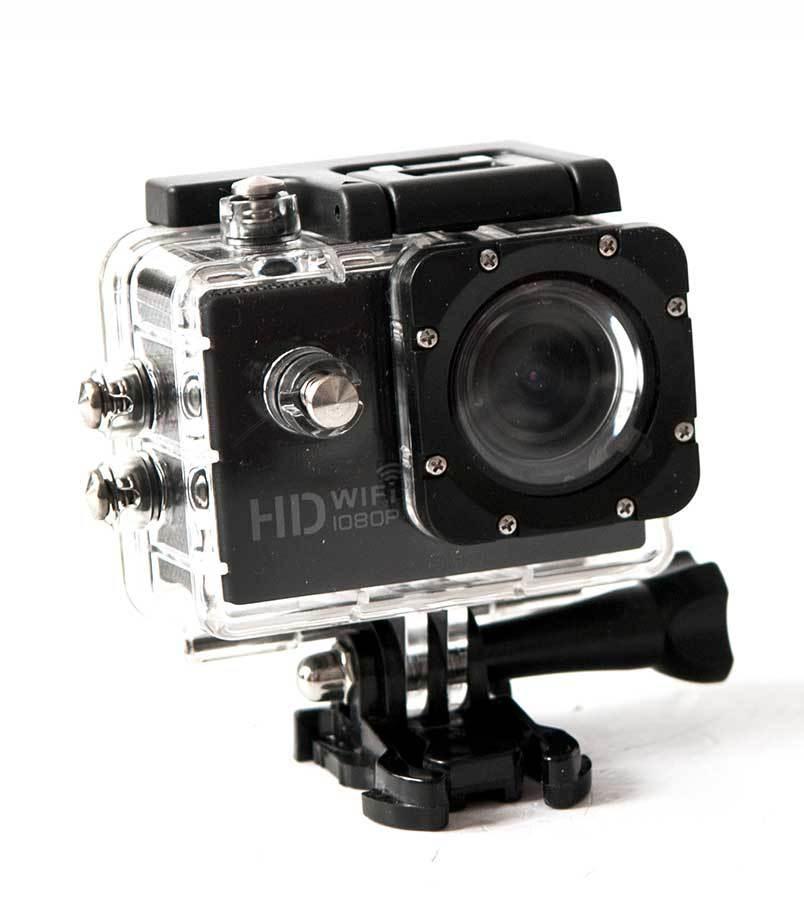 Экшен камера с возможностью подводной съемки Sports Cam HD 1080p