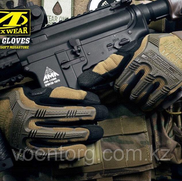 Перчатки тактические M-Pact - фото 1