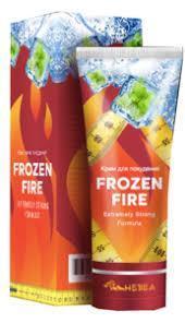 Frozen Fire (Фрозен Фаер) - жиросжигающий крем