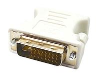 DVI-D (Male) 24+1 - VGA F(Female), фото 1
