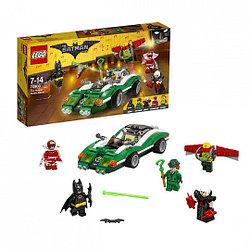 Lego Batman Movie : Гоночный автомобиль Загадочника 70903