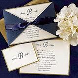 Пригласительные на свадьбу под заказ, фото 3