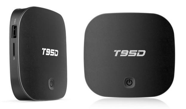 Медиаплеер Sunvell T95D: новый тв бокс на RK3229 с 1Gb/8Gb