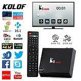 KII Pro DVB-T2/S2. Смарт ТВ приставка. 2 Гб / 16 Гб, Amlogic S905, Android 5.1. Всё в одном., фото 3