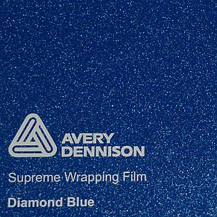 Автовинил Avery Dennison | DIAMOND BLUE, фото 2