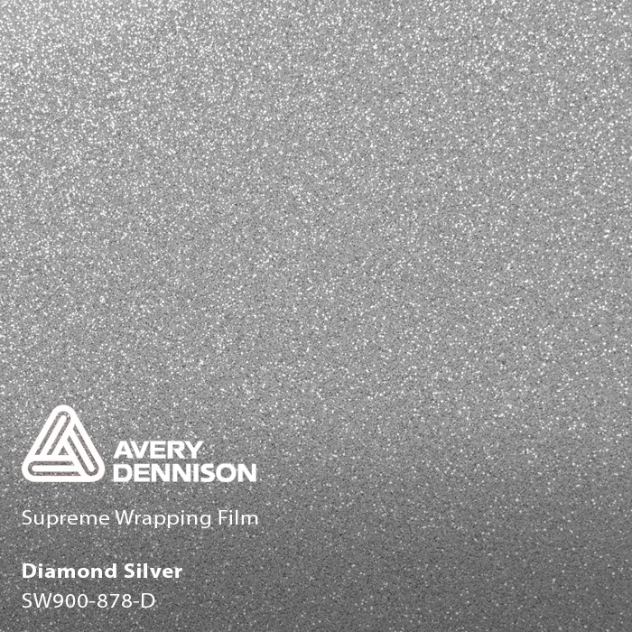 Автовинил Avery Dennison | DIAMOND Silver