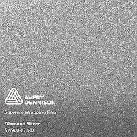 Автовинил Avery Dennison   DIAMOND Silver