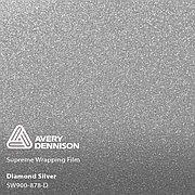 Автовинил Avery Dennison | DIAMOND Silver