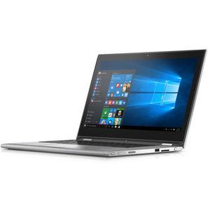 "13,3"" HD IPS Touch; CORE i3-6100U; 4GB; 500GB; Intel HD 4000; No ODD; Wi-Fi / BT; Webcam; Win 10; Silver"