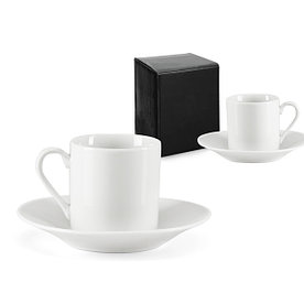 Кофейный набор. Фарфор