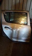 Дверь правая задняя Renault Sandero II