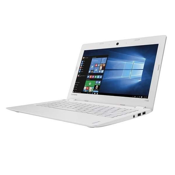 Ноутбук Lenovo Notebook IP110S 11,6''HD/Touch/Celeron N3060/2GB/32GB/Win10/White /