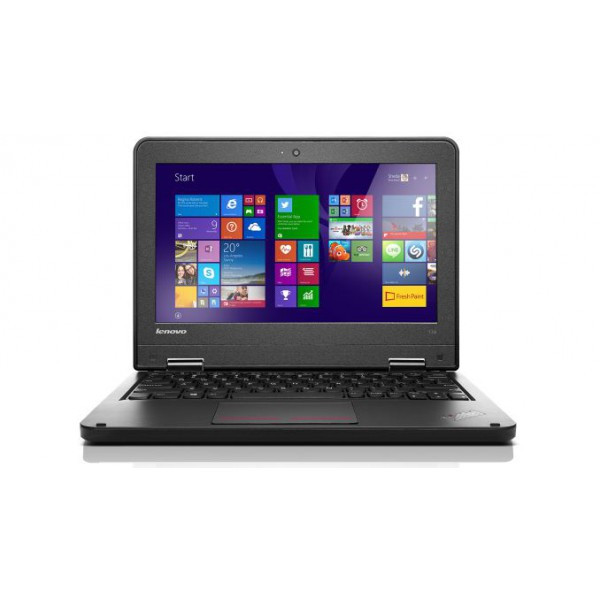 Notebook Lenovo ThinkPad 11e 11.6 HD (1366x768)/Intel®Pentium® 4405U 2.1GHz/4Gb/128Gb SSD/Intel® HD Graphics 5