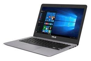 "Notebook ASUS Zenbook UX310UA/ i5-6200U 2.3GHz 2Core/13.3""/ 8GB DDR4/ 1TB/ no SSD/ UMA/ No DVD/ Win10"