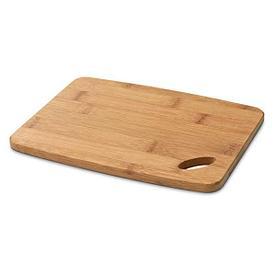 Доска для сыра из бамбука, CAPERS