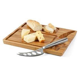 Доска для сыров из бамбука, MALVIA