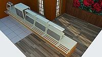 Комплект линии раздачи для кафе и столовой, фото 1