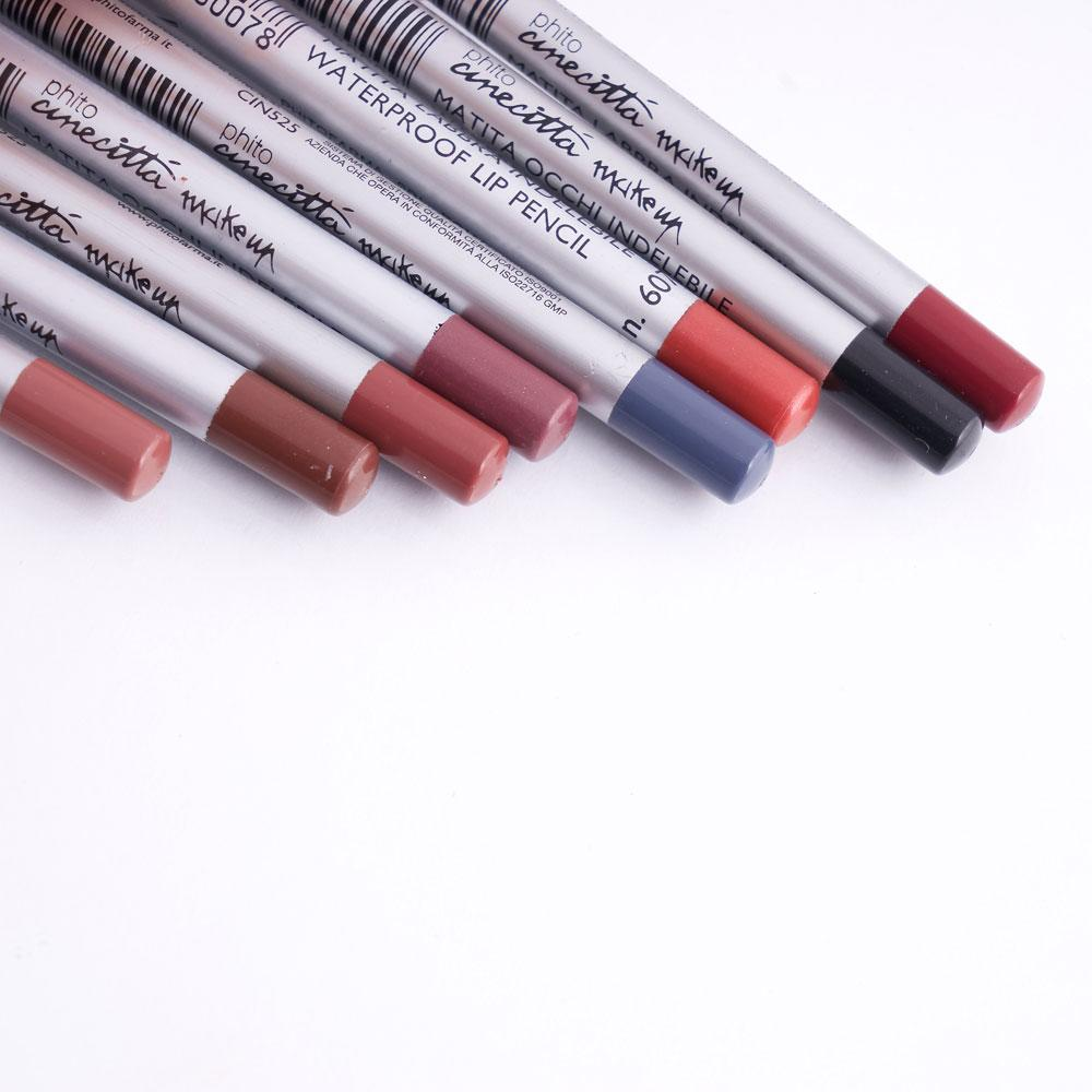 CIN525 Водоустойчивый карандаш для губ и глаз