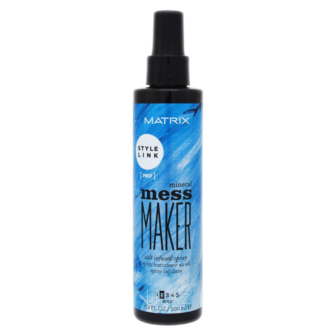 Обогащенный солью спрей Matrix Mess Maker 200 мл