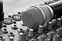 Звуковое студийное оборудовани...