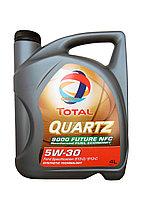 Моторное масло TOTAL QUARTZ 9000 5w30 4 литра