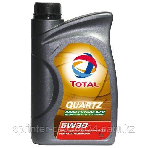 Моторное масло TOTAL QUARTZ 9000 5w30 1 литр