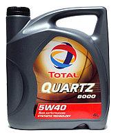 Моторное масло TOTAL QUARTZ 9000 5w40 4 литр