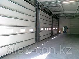 Ворота для промышленных складов, фото 2