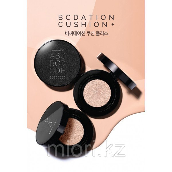 BCDation Cushion+ [Tony Moly]