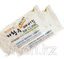 Мыло кусковое ЖЕМЧУГ Pearl Soap 3W CLINIC