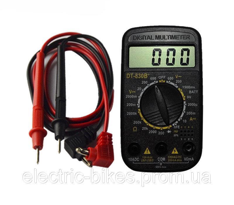 Карманный профессиональный мультиметр  DT-830B+