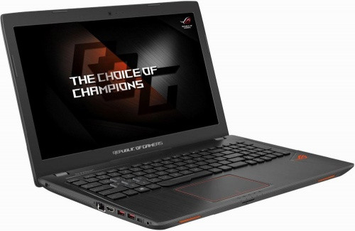 Notebook ASUS ROG GL553VD-FY079T/ Intel Core i7-7700HQ / 15,6 FHD/ 8GB ram/ 1TB HDD/ NVIDIA GeForce GTX 1050 4