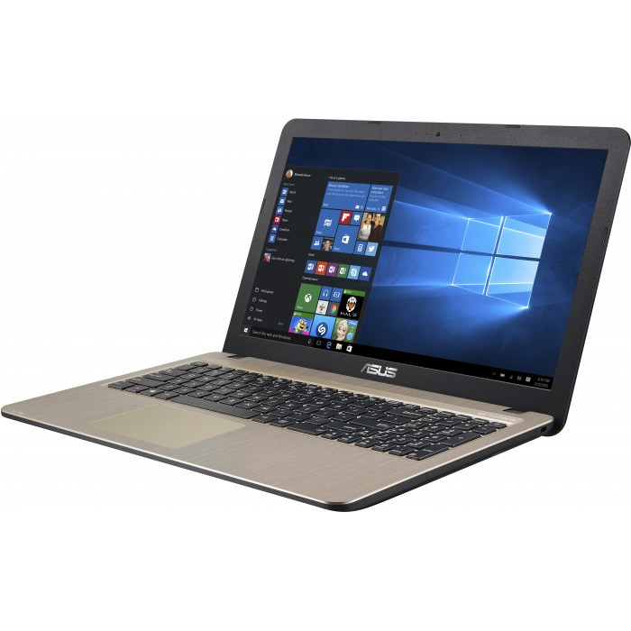 Notebook ASUS X540LJ-XX015T/Core i3 4005U/15,6/4GB Ram/1TB HDD/Nvidia GeForce 920 2GB/DVD_RW/Wi-FI/Win 10 Home