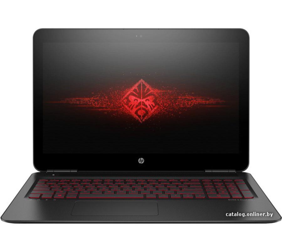 HP Pavilion Gaming Notebook 15-bc209ur / CORE I7-7700HQ QUAD/ 8GB / 1TB+ SSD 128GB M2  / NVIDIA GEFORCE GTX 10
