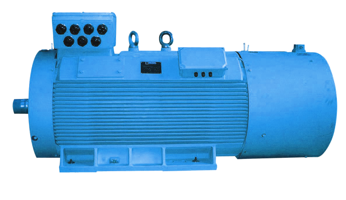 Электродвигатель Menzel 400V 400kW
