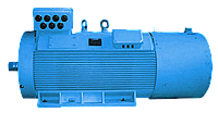 Электродвигатель Menzel 400V 400kW, фото 1