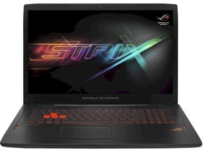 Notebook ASUS ROG GL702VM-BA195T/ Intel Core i7-7700HQ / 17.3 FHD/ 16GB ram/ 1TB HDD+256Gb SSD/ NVIDIA GeForce