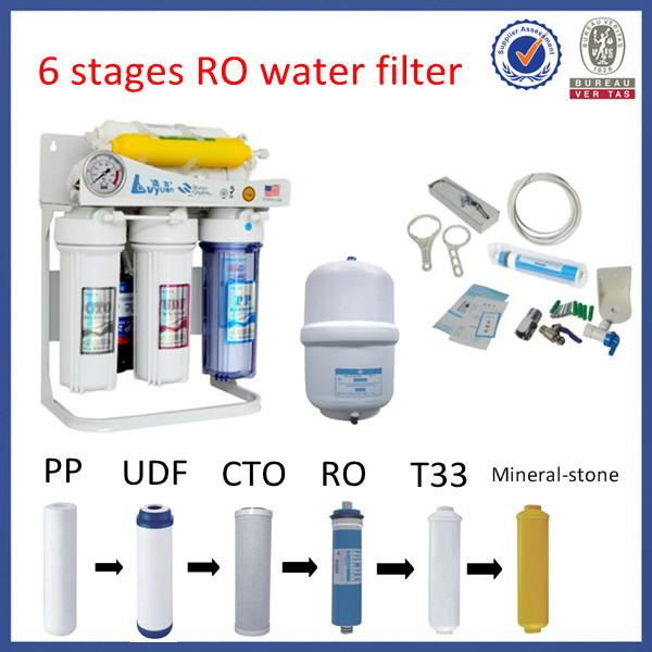 Замена фильтров воды - фото 2