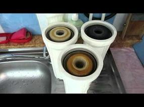 Замена фильтров воды, фото 3